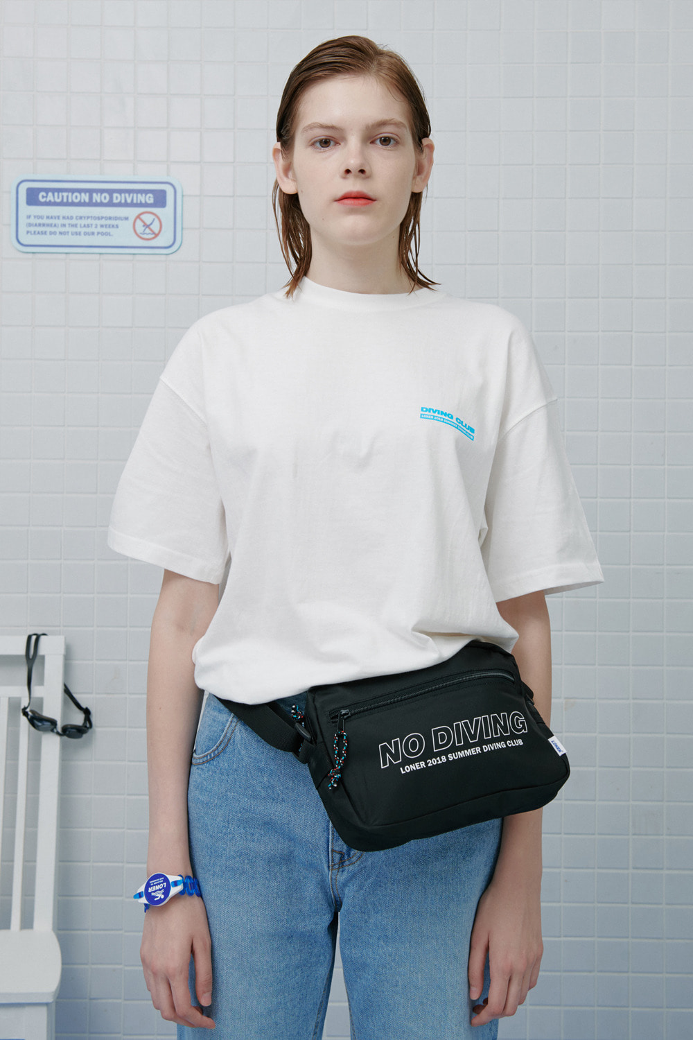 3FT tshirt-white (기간한정 09.11 - 09.17)
