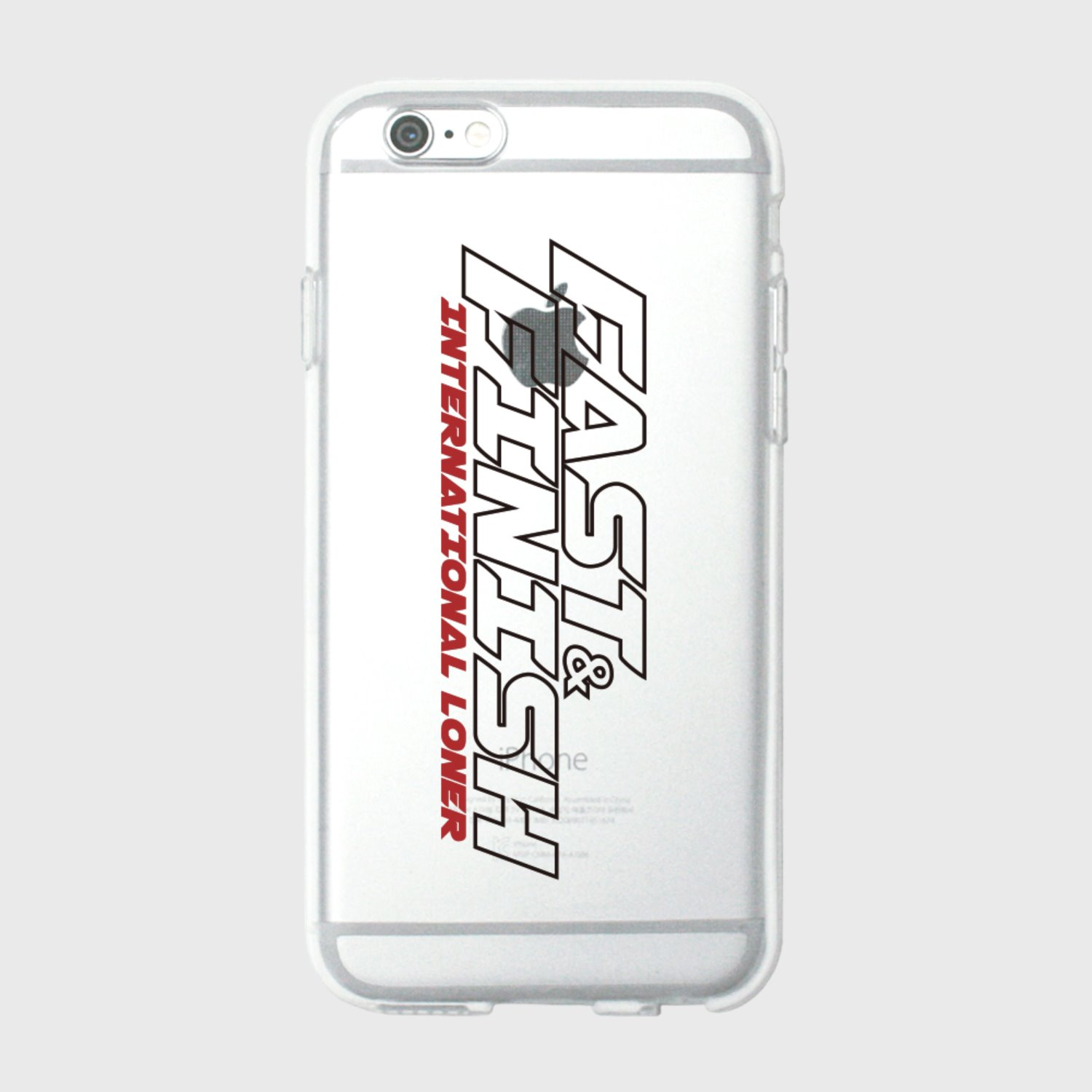 Fast and finish(jelly case) (기간한정 09.11 - 09.17)