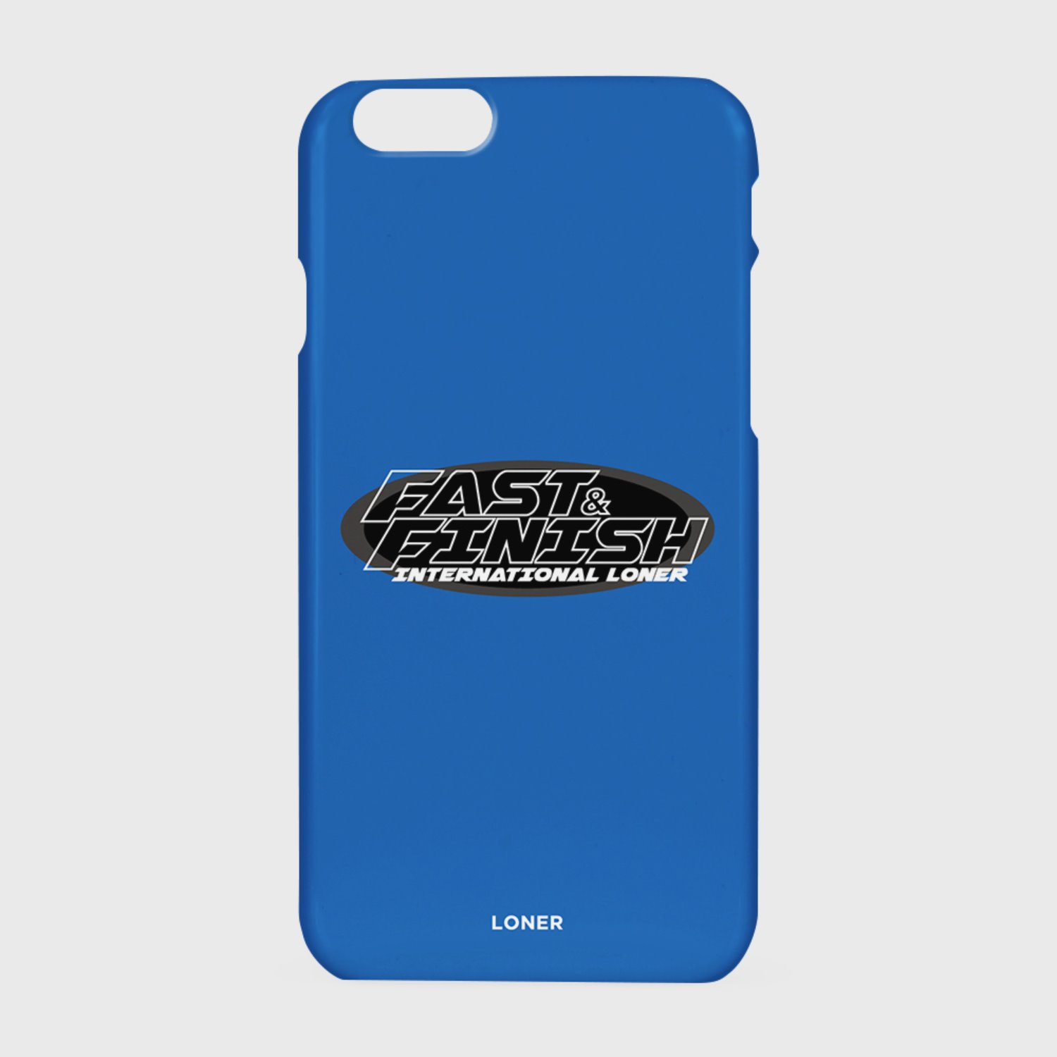 circle fast and finish case-blue (기간한정 09.11 - 09.17)