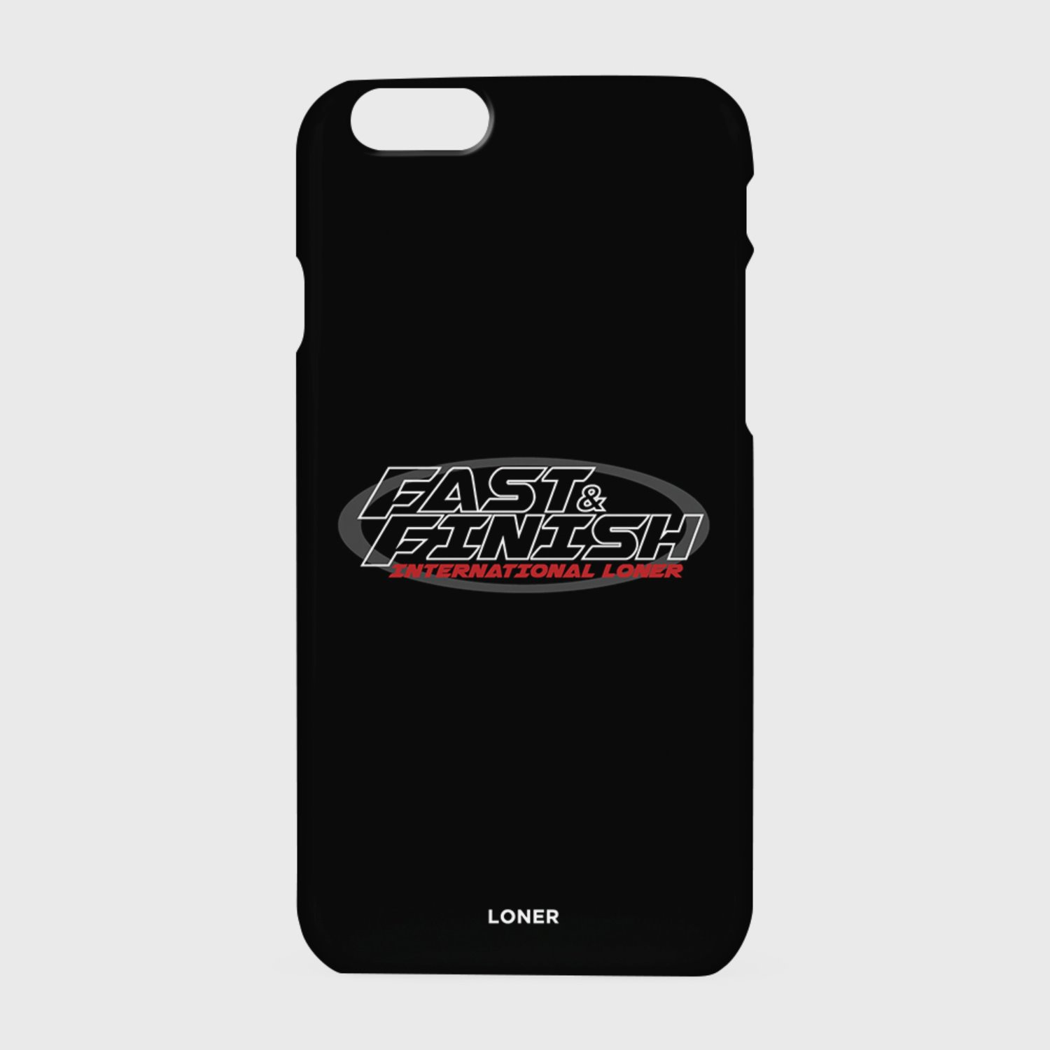 circle fast and finish case-black (기간한정 07.17 - 07.23)