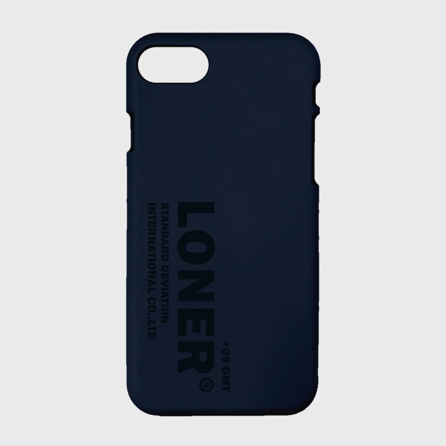 [L]Column gmt case-navy(color jelly)(기간한정 07.03 - 07.09)